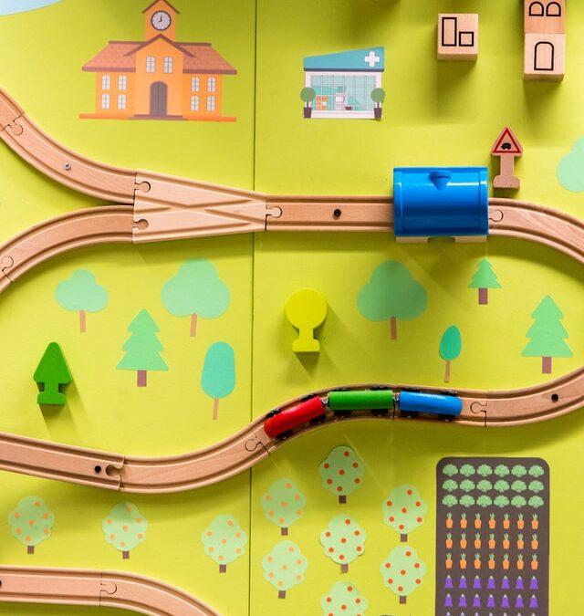 Brio togbane – klassisk hit blandt børn